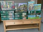 Falcon  Otter House 1000 piece Jigsaw Puzzles - COMPLETE -