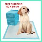 DOG PUPPY PAD TOILET WEE ABSORBENT LARGE TRAINING TRAINER PADS 60 X 60cm