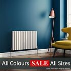 Horizontal Designer Oval Column Radiators Modern Columns Central Heating Rads