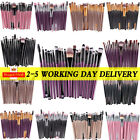 20PCS Make up Brushes Set Eyeshadow Eyeliner Powder Foundation Blusher Tools UK