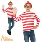 Child Wheres Wally Instant Kit Book Week Day Boys Girls Fancy Dress Costume Kids