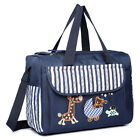 Overnight Maternity Baby Nappy Mummy Changing Bag Hospital Diaper Shoulder Bag