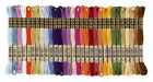 DMC Threads/Floss 2-10 skeins-PICK YOUR OWN COLOURS cross stitch- POST FREE