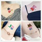 10x Sheets Kids Children Boys Girls Temporary Tattoo Party Loot Bag Fillers Toy