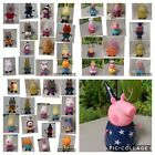 PEPPA PIG FIGURES TOYS .. GEORGE PRINCESS PEPPA MUMMY DADDY .. YOU CHOOSE