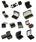 Wholesale Cufflink Boxes Jewellery Packaging Display Gift Presentation Box