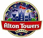 ALTON TOWERS TICKETS - TUESDAY 27TH AUGUST 2019