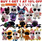 """Ty Beanie Boo Boos - Choose Your Favourite Soft Plush Kids Toy - 6"""" inc (15 cm)*"""