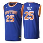 adidas Mens NBA New York Knicks Away Jersey - Blue -Various Sizes - Rose 25 -New