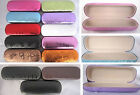 Pretty Patterned Or Plain Cover Hard Glasses Case Spectacle Reading Storage Case