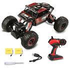 4WD 2.4GHz RC Monster Rock Truck Off-Road Vehicle Buggy Crawler Car Toy Gifts BS