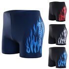 Mens Swimming Board Shorts Boxers Casual Pool Beach Summer Swim Trunks Surfing