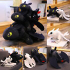 Soft Toy How To Train Your Dragon Toothless Night Fury Kid Plush Doll Xmas Gift