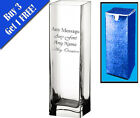 Personalised Engraved Vase Mother s Day Wedding Anniversary Birthday present