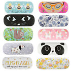 Sass & Belle Hard Glasses Spectacle Case Snap Shut In Various Patterns