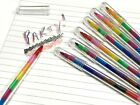 CRAYON PEN STACKER KIDS SWAP COLOUR PENCIL CHRISTMAS STOCKING PARTY BAG FILLERS