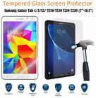 Tempered Glass Screen Protector Samsung Galaxy Tab 4 3 S2 S3 T330 T530 T210 T230