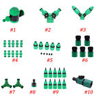 Garden Watering Hose Pipe Water Hose Pipe Snap Connectors Joints & Fittings