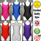Girls Leotards Sleeveless Kids Leotard Dance Gymnastics Ballet uniform (CC)