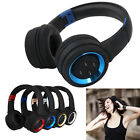 Wireless Headphones Bluetooth Headset Noise Cancelling Over Ear Immerse