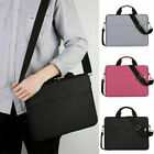 15.6 inch Laptop PC Waterproof Shoulder Bag Carrying Soft Notebook Case Covers