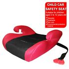 Car Booster Seat Children Group 2+3 Toddler Child Safety Kids 3-12 YRS 15-36KG
