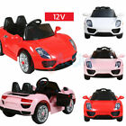 KIDS RIDE ON 12V ELECTRIC BATTERY REMOTE CONTROL 2.4G TOY CAR