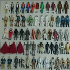 VINTAGE STAR WARS FIGURES WITH REPLICA WEAPONS (MULTIPLE CHOICE)