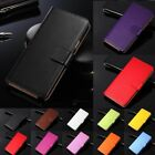 Luxury Magnetic Flip Wallet Leather Case Cover For iPhone SE 5 5S