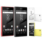 SONY Xperia Z5 Compact E5823 Black White Yellow Pink Phone Factory Unlocked