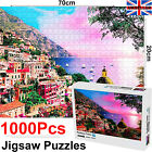 1000 Piece Jigsaw puzzle Set Cardboard Puzzles For Adults Kids Educational Gift