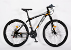 Bicystar Unisex Mens Womens Adult Mountain Bike Hybrid Bike 29""