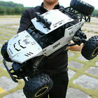 4WD RC Monster Truck Off-Road Vehicle 2.4G Remote Control Buggy Crawler Car +BOX