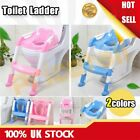 TEDDIE BABY KIDS CHILD TODDLER POTTY LOO TRAINING TOILET SEAT WITH STEP LADDER