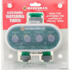 AUTOMATIC IRRIGATION SYSTEM WATER TIMER ELECTRONIC WATERING GARDEN HOSE PLANT