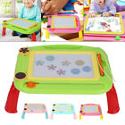 Childrens Magic Colour Writer Magnetic Drawing Board  Toy Art Sketch Kit UK NEW