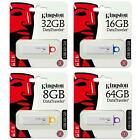 Kingston USB Memory Stick 32GB 16GB 8GB USB 3.0 Data Traveler G4 Flash Pen Drive