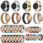 For Samsung Galaxy Watch 42mm R800 R810 gear S2 Band Milanese Strap Withnings