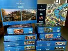 Gibsons, 1000 piece jigsaw puzzles - Multi Listing