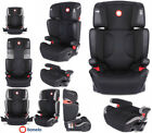 BABY CAR SEAT ISOFIX SUPPORT KIDS CHILD SAFETY BOOSTER 15-36KG HUGO LIONELO