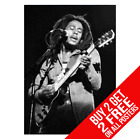BOB MARLEY POSTER A3 A4 PRINT - BUY 2 GET ANY 2 FREE