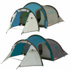 Coleman Cortes Tent 2 3 4 Man Berth Camping Holiday Tunnel Festival Party Hiking