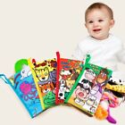 Baby Kids Animal Tails Cloth Book Soft Development Books Learning Education Toy