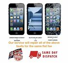 Apple iPhone 4 4S 5 5S 5C SE Front Glass Screen LCD Repair / Replacement Service