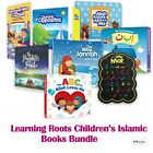 Learning Roots (2-5 years) Childrens Toddlers Baby Islamic Books Bundle