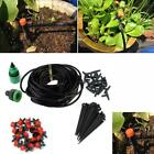 Water Irrigation System Kit Automatic Balcony Pot Micro Drip Watering Tool