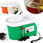 350W Turntable Electric Pottery Wheel Ceramic Machine Potter Art Clay Craft 25cm