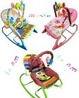 Baby Rocker Bouncer   Baby Chair 3 IN 1   Smooth Vibrations With Music