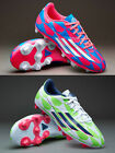 Adidas F5 Firm Ground Moulded Studs Boys Football Soccer Boots Trainers
