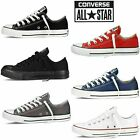 NEW Converse Mens Womens Trainers Low High Tops Chuck Taylor All Star Flat Shoes